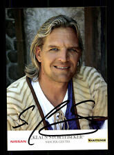Sascha Gluth Störtebeker 2007 Autogrammkarte Original Signiert # BC 86034