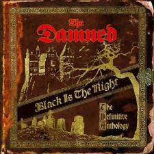 The Damned - Black Is NightThe Definitive Anthology [CD] Sent Sameday*