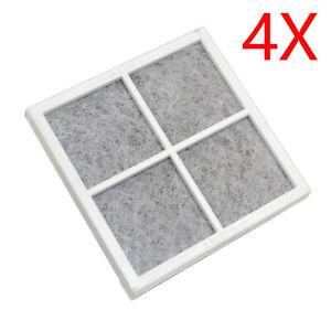 4-Pack Fridge Refridgerator Air Filter for LG Pure N Fresh GF-AD910SL GF-B590PL