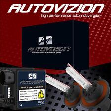 1 Set 12000K Purple 12V 35W H11 Low Beam Slim Xenon HID Conversion Kit