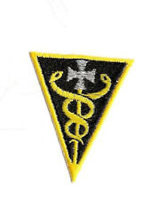 PATCH RICAMO TOPPA MILITARE 3th MEDICAL DIVISION