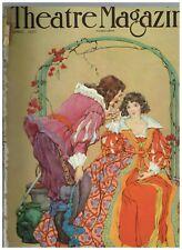 April 1922 Theatre Magazine with Clara Elsene Peck cover