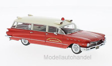 Buick Flxible Premier 1960 Ambulance  1:43 Neo 49541  >> NEW <<