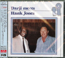 DARJI / HANK JONES-DARJI MEETS HANK JONES-JAPAN CD Ltd/Ed B63