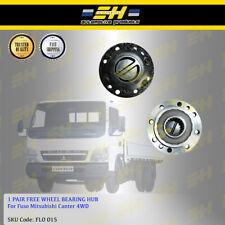 1 Pair Free Wheel Bearing Hub For Fuso Mitsubishi Canter 4WD FE639 19 Spline
