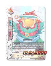 "Buddyfight x 4 Bladewing Phoenix ""SD"" [H-EB04/0025EN R] English Mint Future Card"