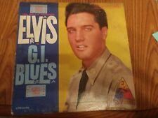 ELVIS PRESLEY: GI BLUES;  1960   LPM-2256