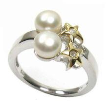 Echte Perlen Ringe