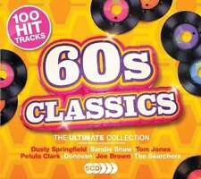 60'S CLASSICS THE -  ULTIMATE COLLECTION * NEW 5CD'S 2017 * NEU