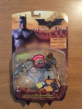 2005 Batman Begins Skull Strike Scarecrow Action Figure, MISP Awesome!!