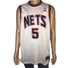 New listing Reebok Vintage New Jersey Nets Jason Kidd Jersey Mens Size 50