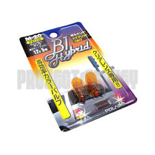 Polarg M20 Bl Hybrid 194 Orange Amber Wedge Light Bulbs Lightbulbs Pair M-20 JDM