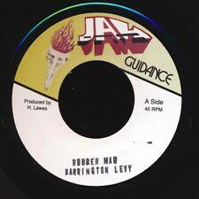 "NEW 7"" Barrington Levy - Robber Man  /  Roots Radics - Version"