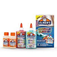 Elmer's Glue - Metallic Slime Kit 4 piece (11C)