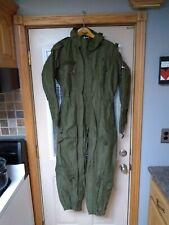 Dutch military flight suit, Green ,military surplus