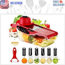 Slicer manual vegetable cutter steel chopper Fruit Kitchen potato tomato peeler