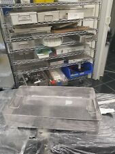 V. Mueller Genesis Baxter Full Large Sterilization Tray Basket