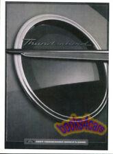 THUNDERBIRD MANUAL OWNERS BOOK FORD HANDBOOK