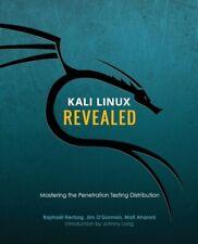 KALI LINUX REVEALED: MASTERING THE PENET