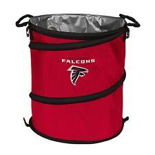3 in 1 Atlanta Falcons Collapsible Cooler Hamper Trash Can