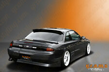 Nissan S14 S14a Roof Spoiler for Aero Performance, Racing, Bodykit V6
