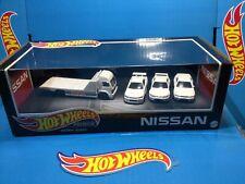 2021 Hot Wheels Premium Collector Garage Set - Nissan Skyline Gt-r R32 R33 R3