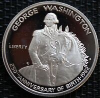 USA HALF DOLLAR GEORGE WASHINGTON 1982 ARGENT