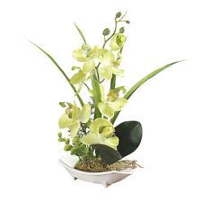 Artificial Phalaenopsis Orchid Silk Flower Home Wedding Decor Fake Floral Bonsai