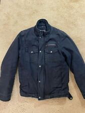 Levi's Quilt Lined Motorcycle Style jacket Mens Size Small