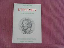 BERRY HUGUES LAPAIRE L EPERVIER REEDITION DE 1979