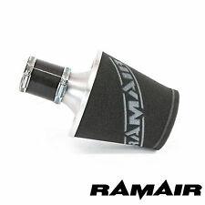 Ramair SILVER Medium Schiuma di base in alluminio filtro dell'aria con accoppiamento ID 60mm