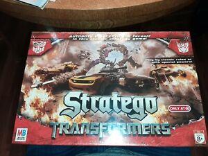2007 Milton Bradley Stratego Transformers Edition Brand New