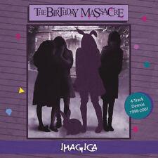The Birthday Massacre : Imagica: 4-track Demos 1998-2001 CD (2016) ***NEW***