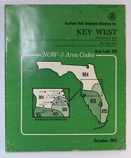 1870 FL MAP Belleview Big Coppitt Key Pine Biscayne Park Black Diamond Hammock