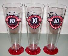 (3) ROUND ROCK EXPRESS 20 oz. Plastic Drink Tumblers TENTH SEASON (2000-2009)
