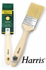 """Harris Pure Bristle 2"""" Paint Brush Quality Varnish & Wood Stain Oil Brushes 50mm"""