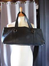sac cuir noir osprey london