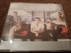 Simple Minds - War Babies (1998) Promo CD Single