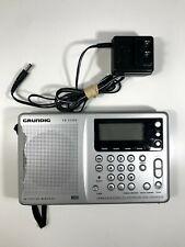 Grundig Yb 400 Pe Yacht Boy Am/Fm Shortwave World Radio Antenna - Please Read