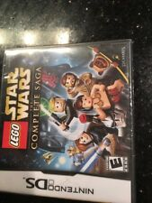 Lego Star Wars: The Complete Saga Nintendo DS Brand New Factory Sealed
