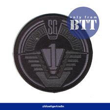 "Stargate SG-1 Team Patch Full Prop Size 4"""