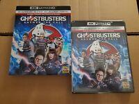 Ghostbusters: w/RARE OOP Slipcover (4K Ultra HD, 3D Blu-ray, Blu-ray) No Code
