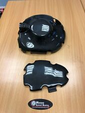Yamaha YZF R6 RJ15 2008-09 Carbon Clutch Cover . plus small cover for free 2008