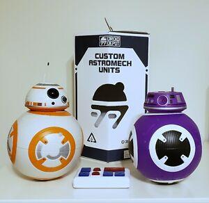 Star Wars Galaxy's Edge Droid Depot CUSTOM Build - YOU CHOOSE - Disney Droids
