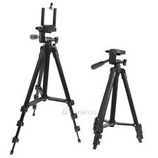 Professional Camera Tripod Stand Holder Mount For Smart Phone iPhone Samsung