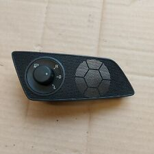 SKODA OCTAVIA MK2 2004-12 FRONT DRIVERS/RIGHT WING MIRROR CONTROL SWITCH TRIM