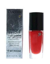 Lancome Vernis in Love Gloss Shine Nail Polish 6ml O My Rouge 136B