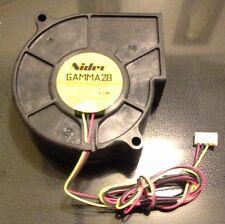 Toshiba Nidec Gamma28 D07F-12SS18 01B Fan for 52HM84 62HM84 62HMX84 62HM14