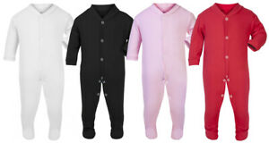 Baby Sleepsuits x 4 per pack