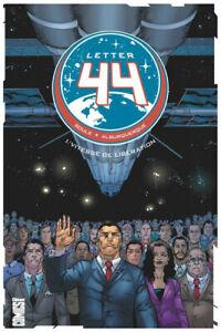 COMICS - LETTER 44, TOME 1 > VITESSE DE LIBERATION / SOULE, ALBURQUERQUE, GLENAT